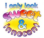 10 - I Only Look Sweet
